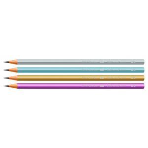 Faber Castell Lápiz Grafito N2 X4