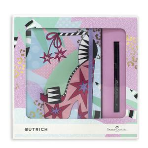 Faber-Castell Set Libreta Jessica Butric