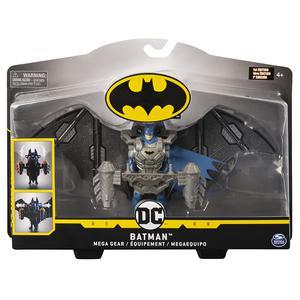 Figura 10Cm Incluye Traje Que Se Transforma Batman