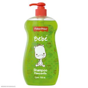 Fisher Price Shampoo De Manzanilla 400 Ml