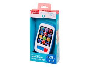 Fisher Price Smartphone Aprendizaje Azul