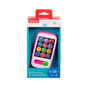 Fisher Price Smartphone Aprendizaje Rosa