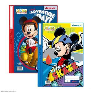 Folder Mickey Oficio