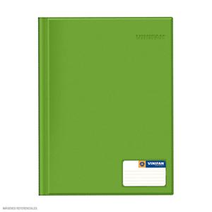 Folder Oficio Doble Tapa Con Gusano Verde Limon Vinifan