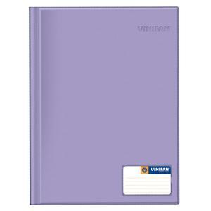Folder Oficio Doble Tapa Con Gusano Lila Vinifan