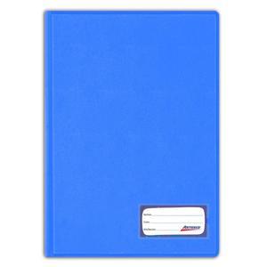 Folder Oficio Doble Tapa Con Gusano Turquesa Artesco
