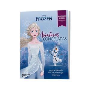 Frozen Ii Actividades Congeladas