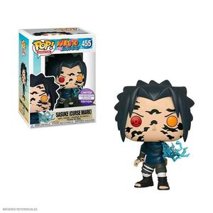 Funko Naruto - Sasuke W/ Curse Marks