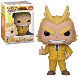 Funko Pop Ani Mha S3 Teach Allmight