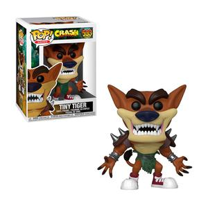 Funko Pop C Bandicoot S3 Tiny Tiger