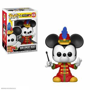 Funko Pop Mickey Mouse 90Th Anniversary: Band Concert Mickey