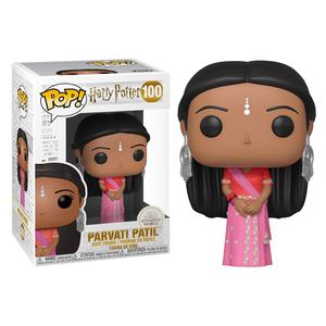 Funko Pop Hp S8 Parvati Patil Yule