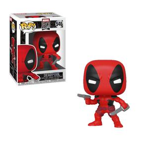 Funko Pop Marvel 80Th Deadpool