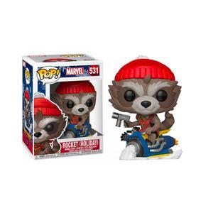 Funko Pop Marvel Holiday Rocket 3614