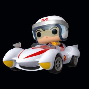Funko Pop Ride Speed Racer W/Mach 5 0980