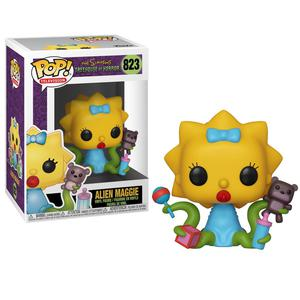 Funko Pop Simpsons S3 Alien Magie
