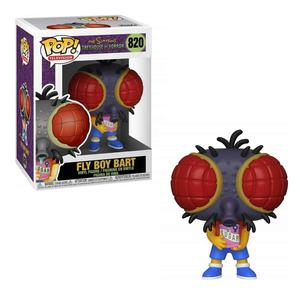 Funko Pop Simpsons S3 Fly Boy Bart