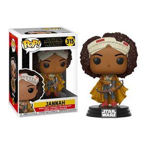 Funko Pop Star Wars Skywalker Jannah