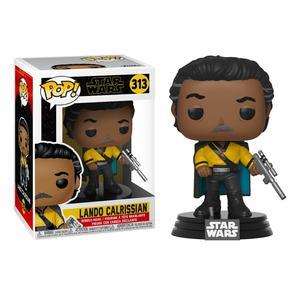 Funko Pop Star Wars Skywalker Lando Calri