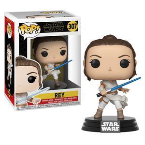 Funko Pop Star Wars Skywalker Rey