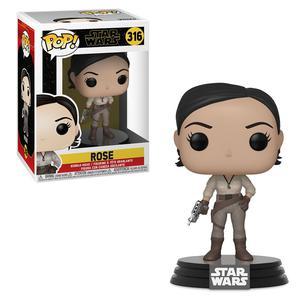 Funko Pop Star Wars Skywalker Rose