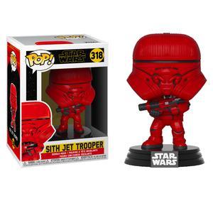 Funko Pop Star Wars Skywalker S Jet Troop