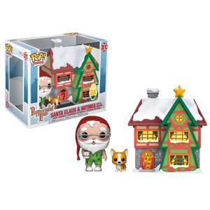 Funko Pop Town Holid W/Santa&Nutmeg 3657