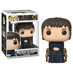 Funko Pop Tv Got King Bran Th Broken