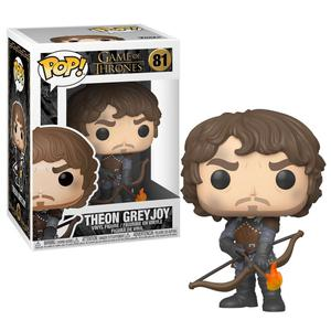 Funko Pop Tv Got Theon W/Flaming