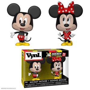Funko Vynl Disney: Mickey & Minnie