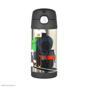 Funtainer De Acero 355Ml Tren Thermos
