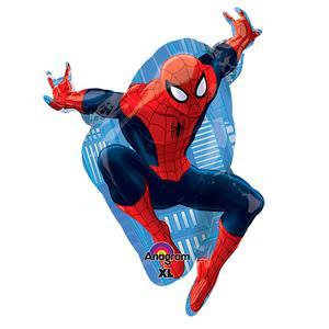 Globo Metal Spider Man 66Cm Sin Inflar
