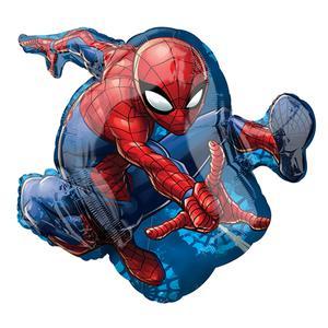 Globo Metal Spider Man 74Cm Sin Inflar
