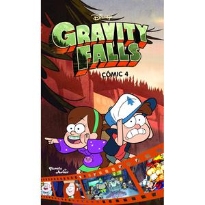 Gravity Falls Cómic 4