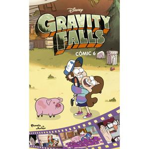 Gravity Falls. Cómic 6