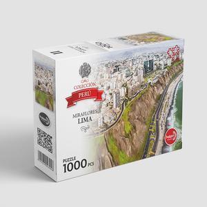 Hakan Rompecabezas 1000Pz Miraflores Lima