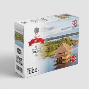 Hakan Rompecabezas 1000Pz Rio Amazonas