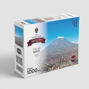 Hakan Rompecabezas 1000Pz Volcan Misti