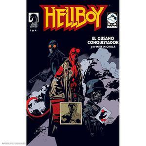 Hellboy Comic El Gusano Conquistador