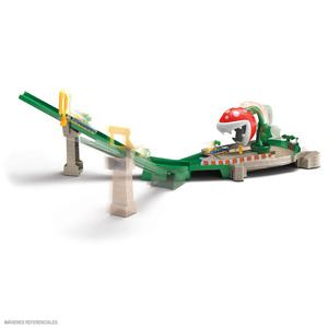 Hot Wheels Mario Kart Pista De Niveles Gcp26