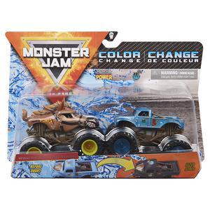 Hot Wheels Pack X 2 Vehiculo 1:64 Monster Jam