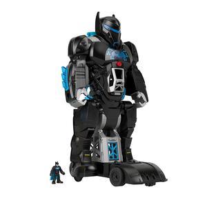 Imaginext Dc Super Friends Batbot Volador