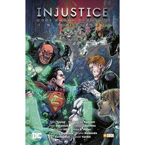 Injustice: Año Dos Integral (Ecc Comics)