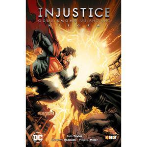 Injustice: Año Uno (Ecc Comics)