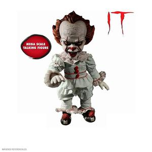 It Mega Scale Talking Pennywise 15''