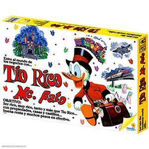 Juego De Mesa Tio Rico Distributiv 35004