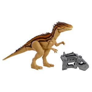 Jurassic World Carcharodontosaurus Mordida Masiva