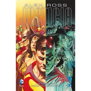 Justicia (Ecc Comics)