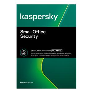 Kaspersky Small Office Security 10Pc + 1Serv 12Mes