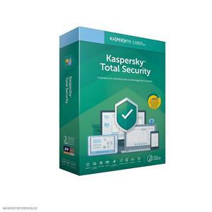 Kaspersky Total Security 3Pc + 1Serv 12 Meses